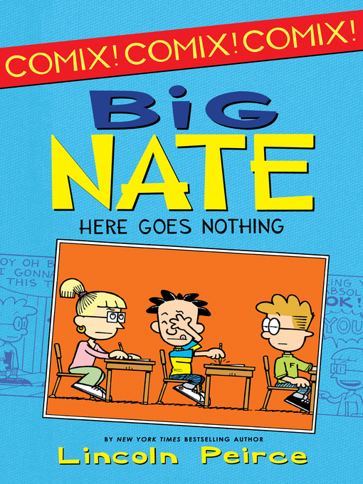 Title details for Big Nate by Lincoln Peirce - Wait list